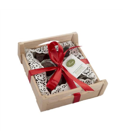 Bocconcini al Cioccolato in cassettina