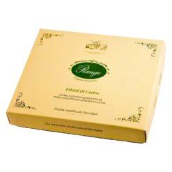scatola filetti di cedro