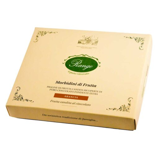 scatola Morbidini Arancia