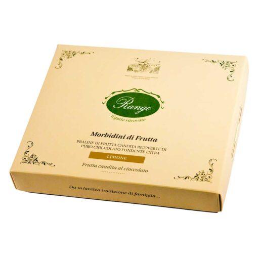 scatola Morbidini al Limone Candito